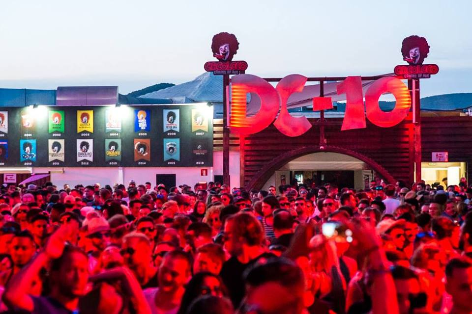 9 Of The Best Videos From Circoloco's Opening Party Last Night