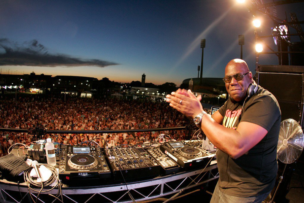 Carl Cox Just Announced 9 More Giants That Will Rock Space This Summer