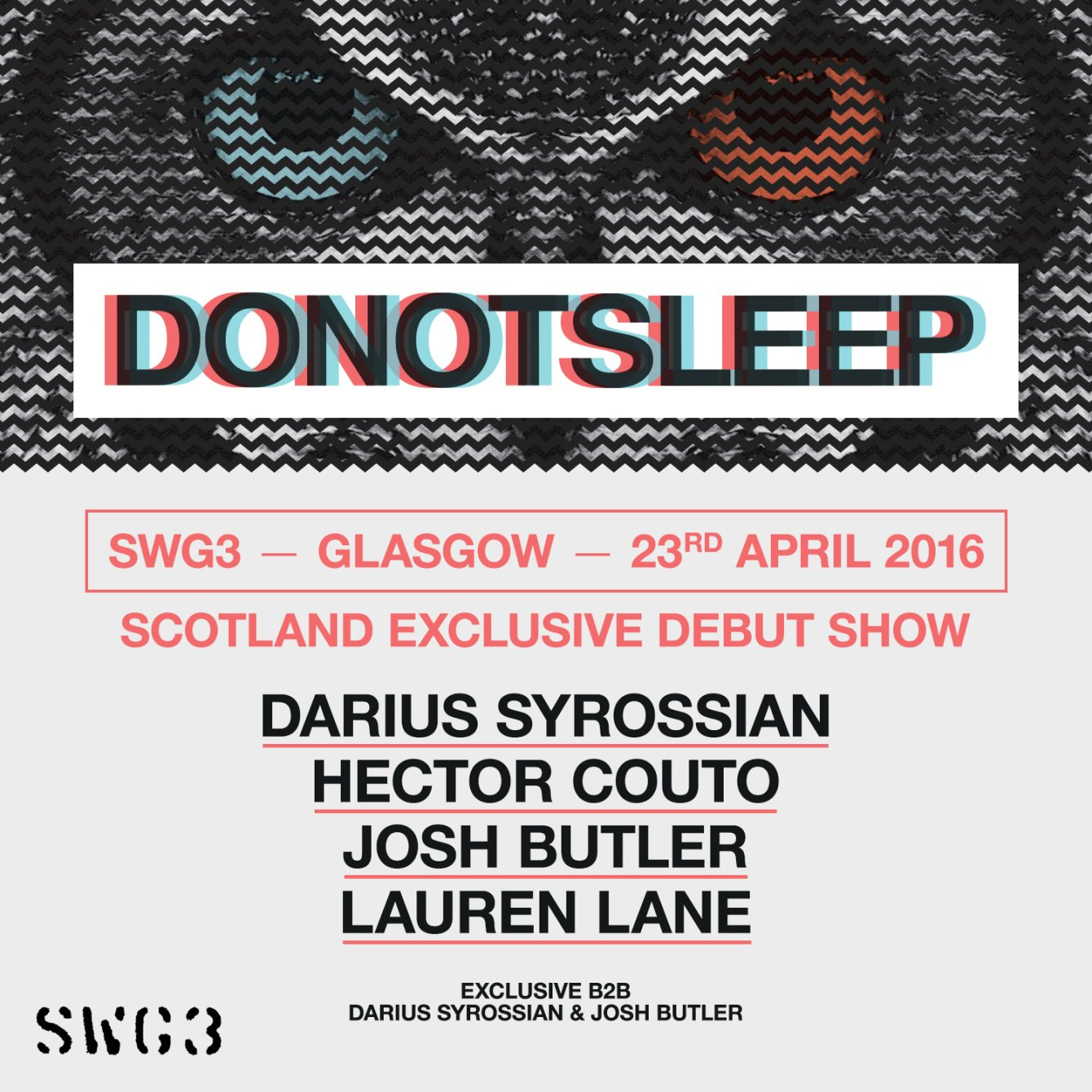 Here Are The 3 Ibiza DJ's Playing In Glasgow This Weekend You Would Be Crazy To Miss