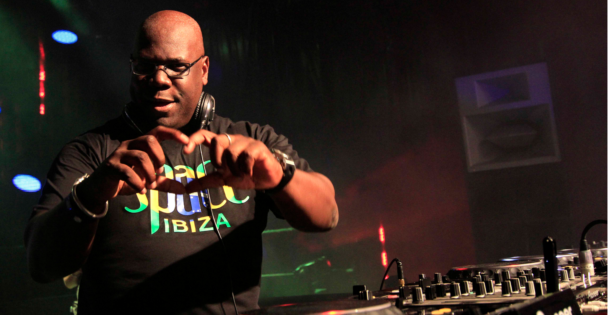 Carl Cox Knocks Our Socks Off at Space
