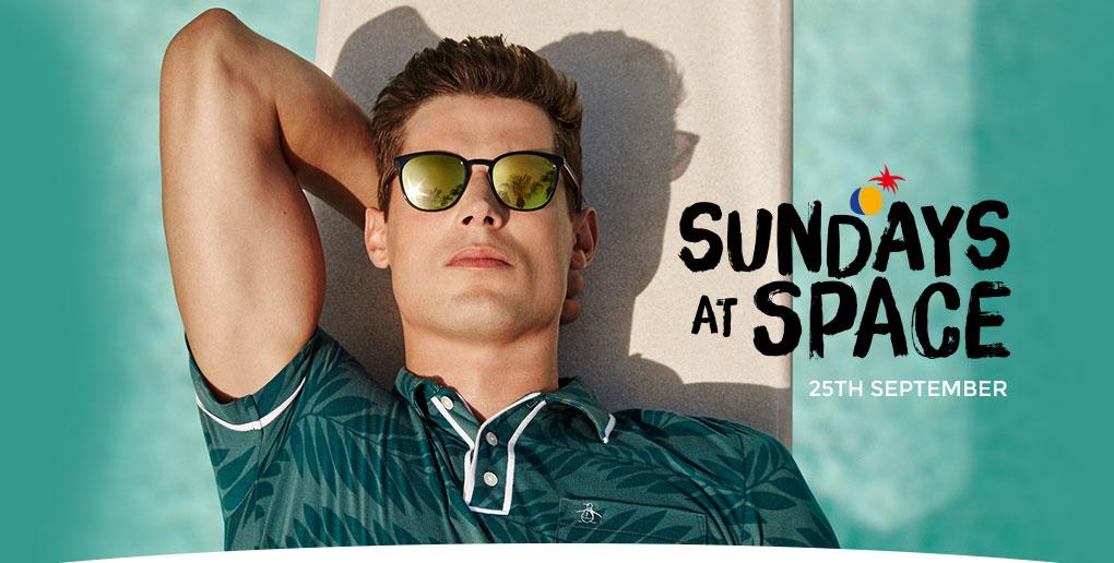 Win A DJ Set At Space Sundays Closing Party!