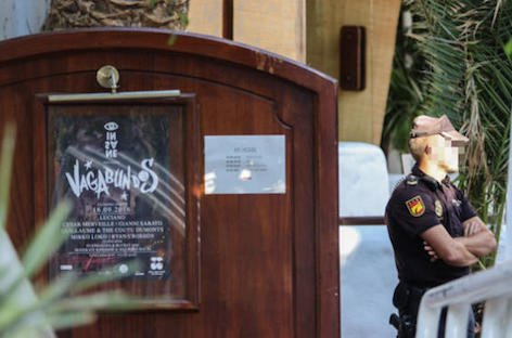 Spanish Cops Find Millions In Cash Following Club Raids