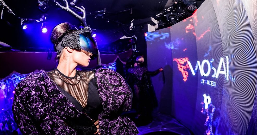 Mosaic By Maceo Returns To Pacha For Surprise Extra Date