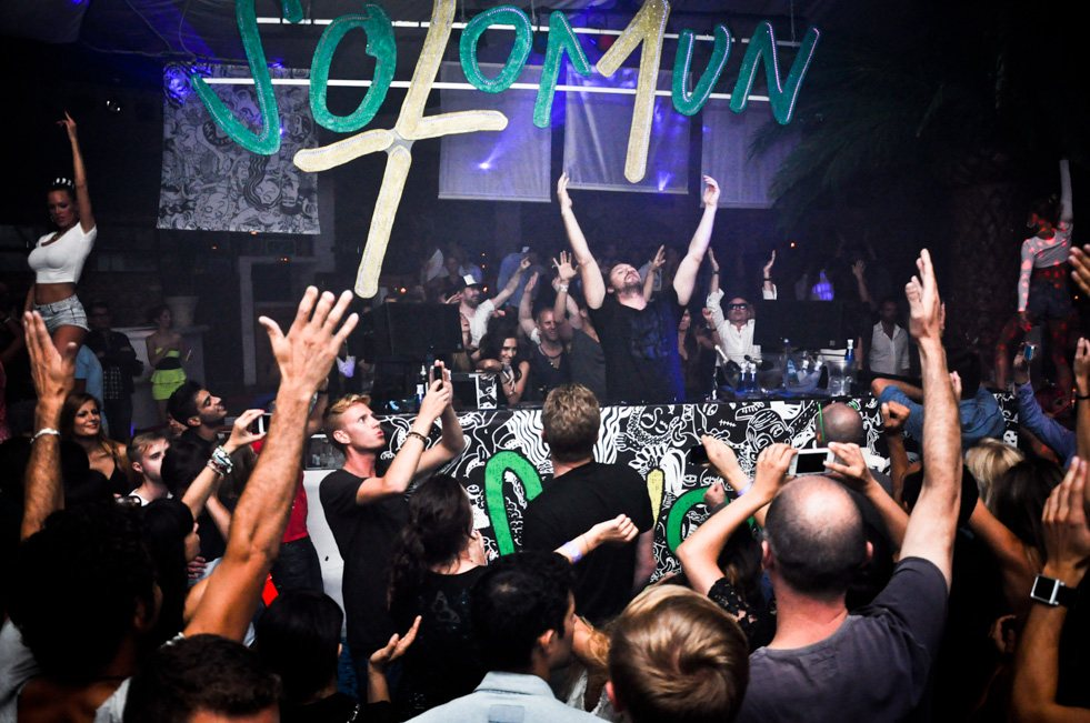Solomun + 1 Brings The House Down Tomorrow Night At Pacha