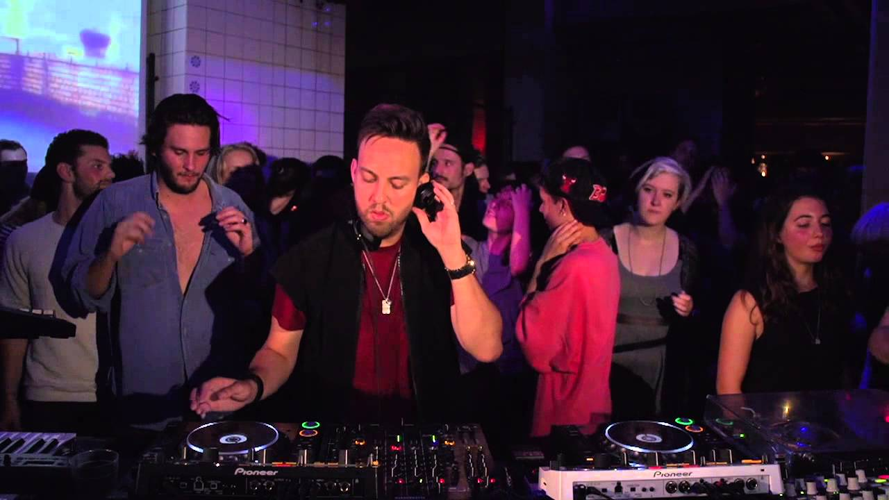 Pacha Resident Maceo Plex To Release New Album