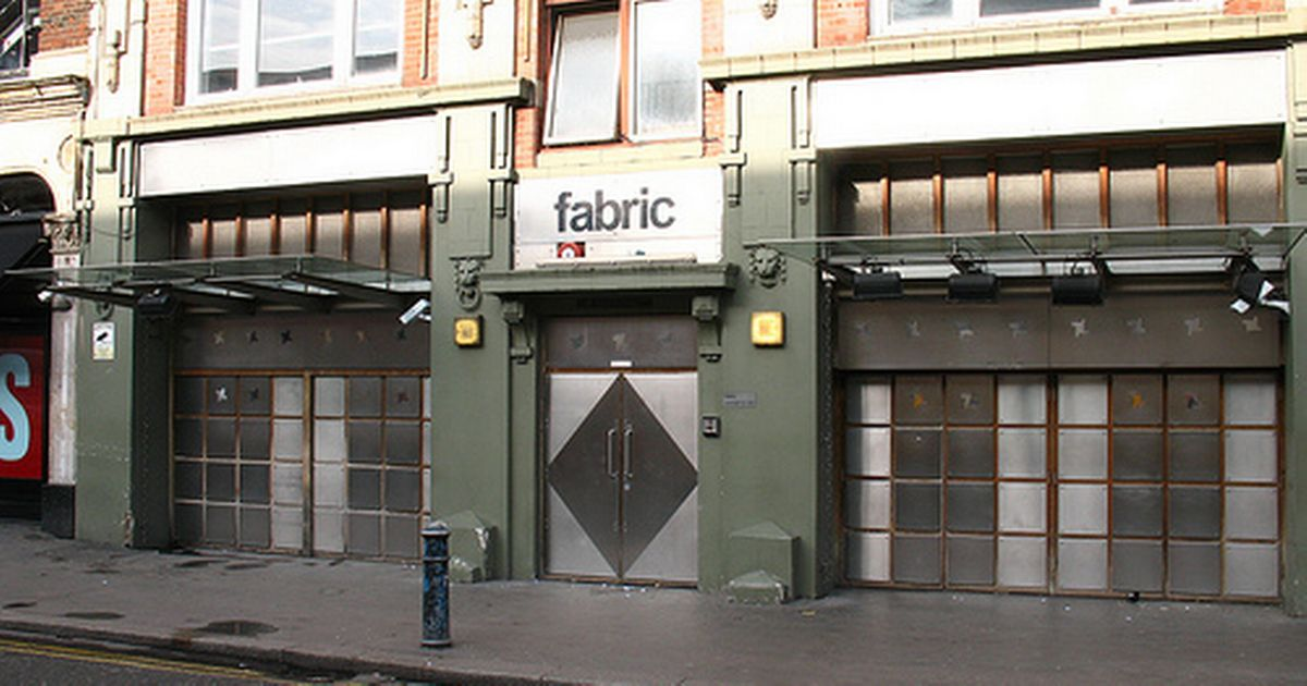 Fabric Now Looks Likely To Re-Open