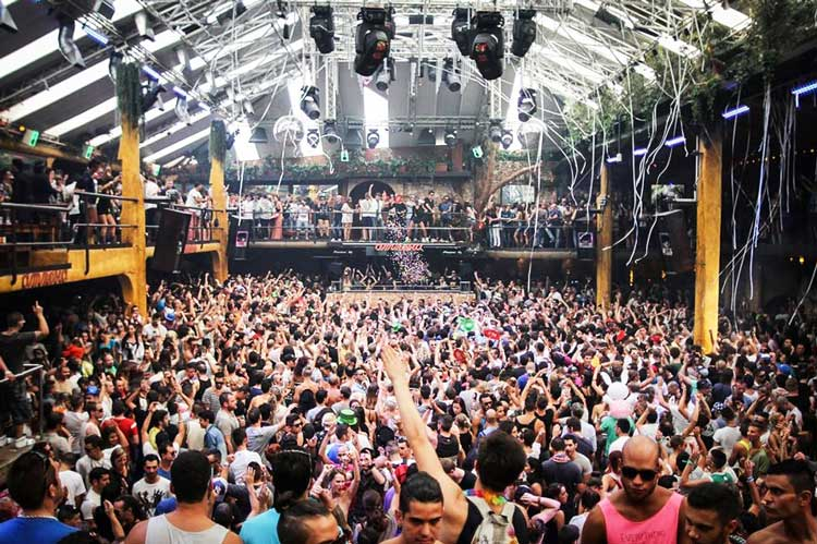 Elrow Is Moving To Amnesia