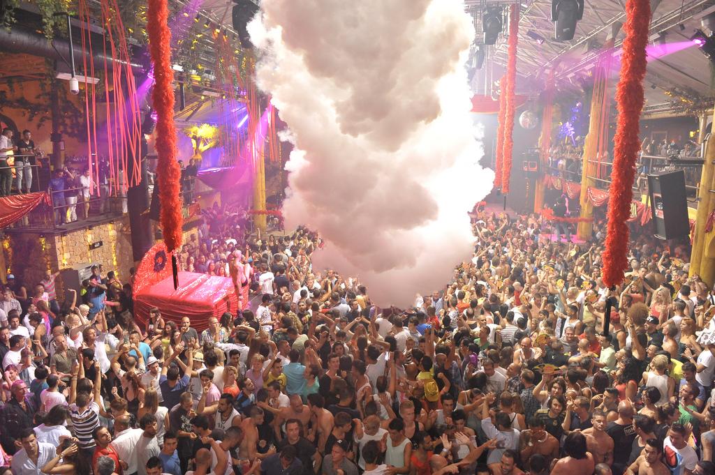 La Troya Finds New Home In HEART Ibiza