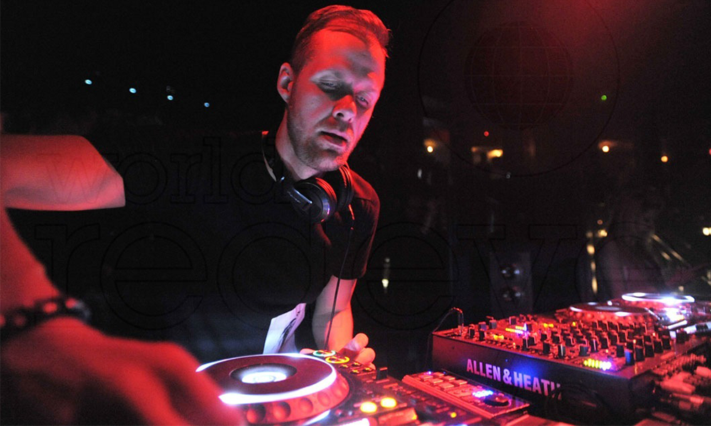 Adam Beyer Confirmed For Ibiza Residency