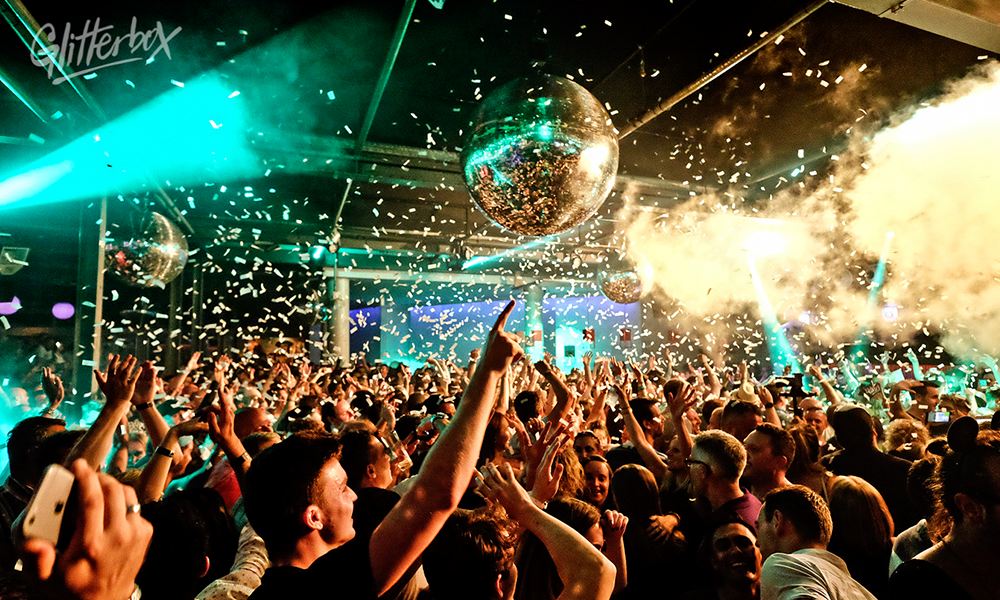 Glitterbox Confirms Opening Party Date