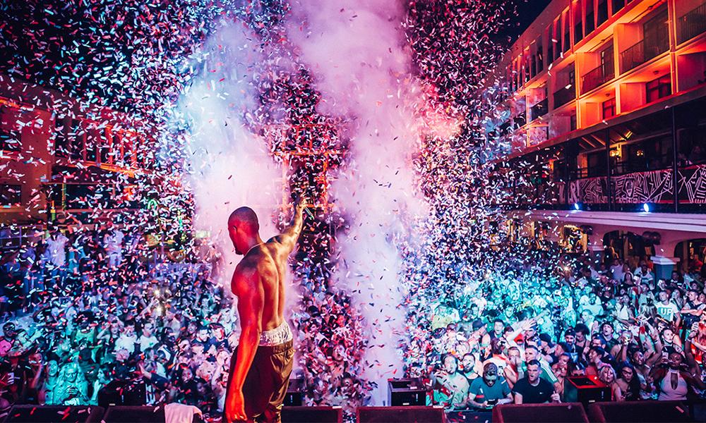 Ibiza Rocks & Stormzy Reveal #Merky Festival Plans