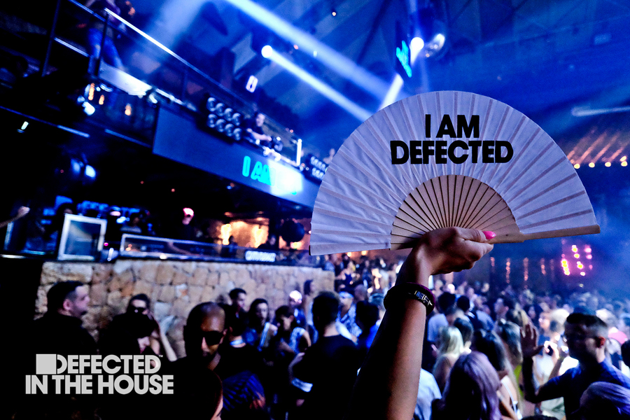 Defected Ibiza Announce MK, Claptone & More For 2017