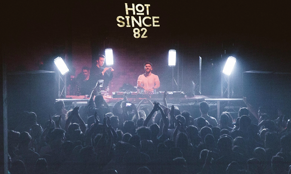 Hot Since 82 Reveals First Wave Of Acts For Labyrinth Parties & They're Incredible