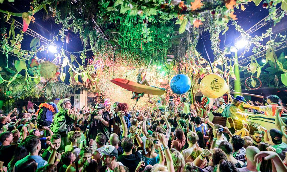 Elrow Announce First Ever Festival