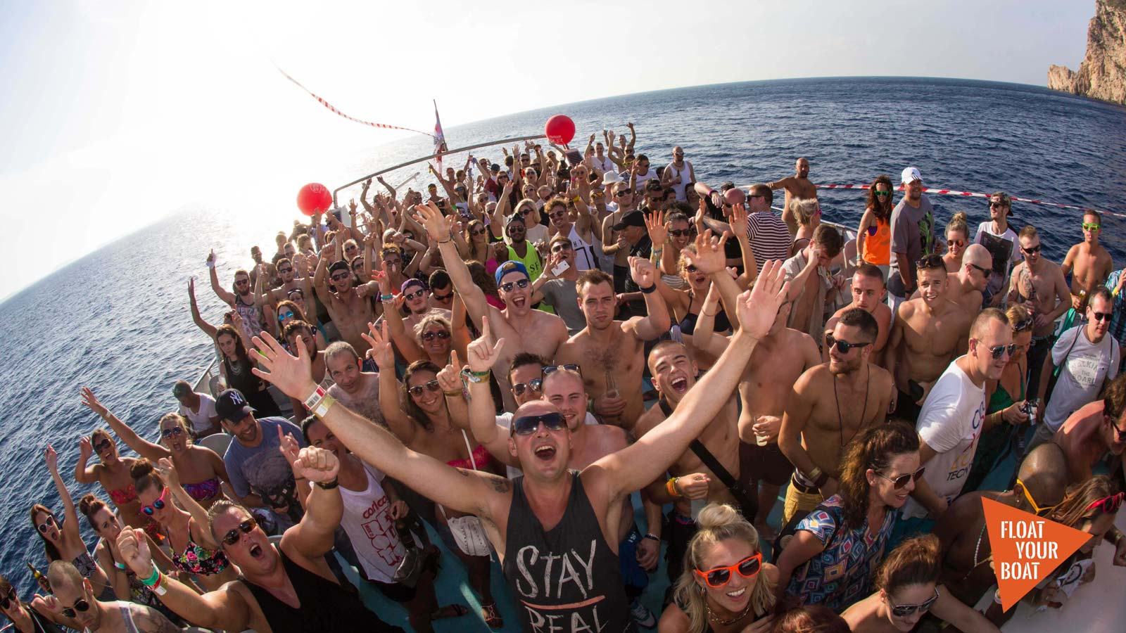 Here's The Best Boat Party In San Antonio
