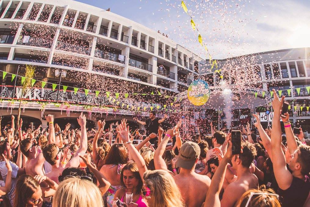 Wanna Party From Sun Up To Sun Down? Ibiza Rocks Has You Covered!