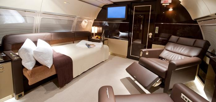 Check Out This Breathtaking Private Jet Millionaires Are Taking To Ibiza
