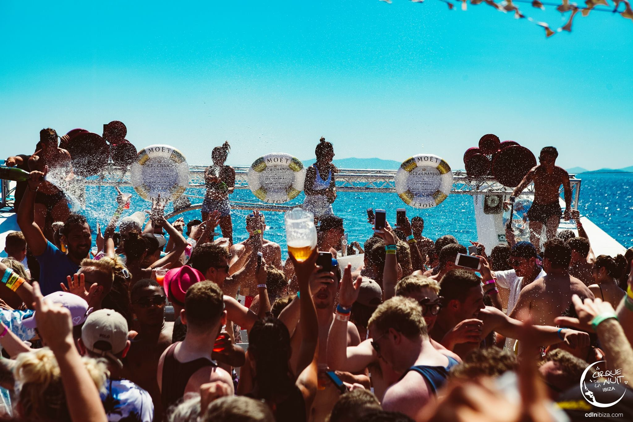 These Photos From Cirque de la Nuit Will Ruin Your Day… If You're Not In Ibiza