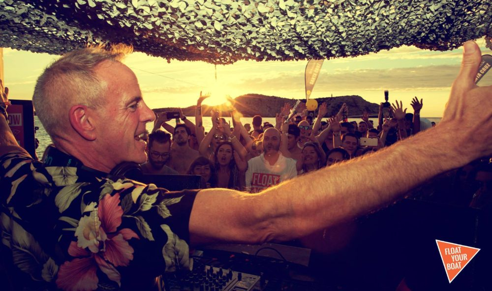 Legendary Fatboy Slim To Hijack Float Your Boat