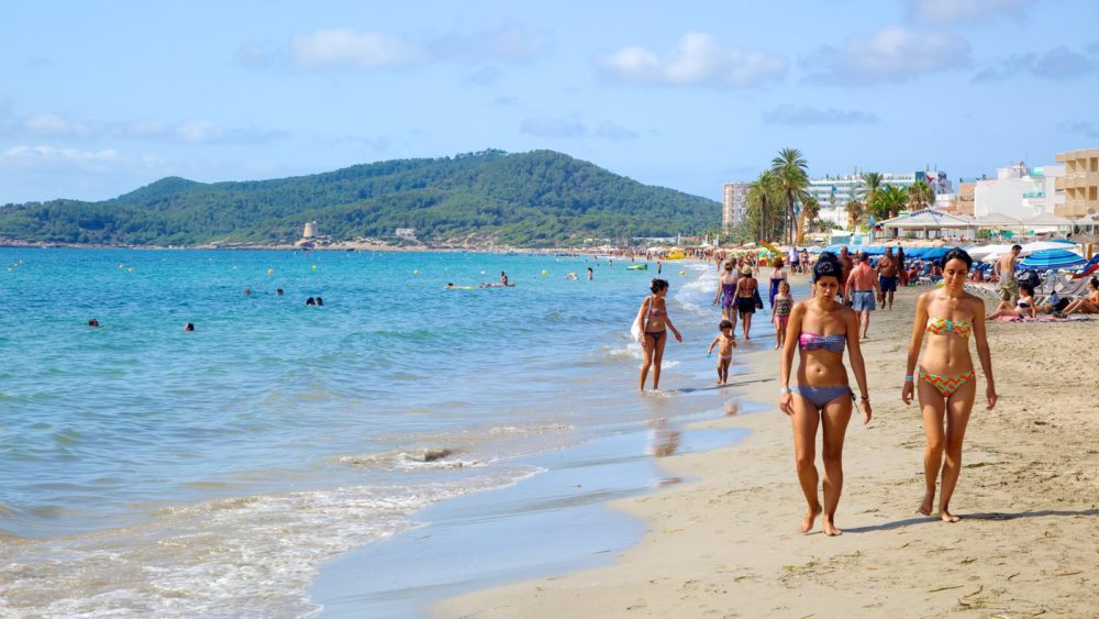 The Balearic Islands Government Are Putting A Limit On Tourism In Ibiza