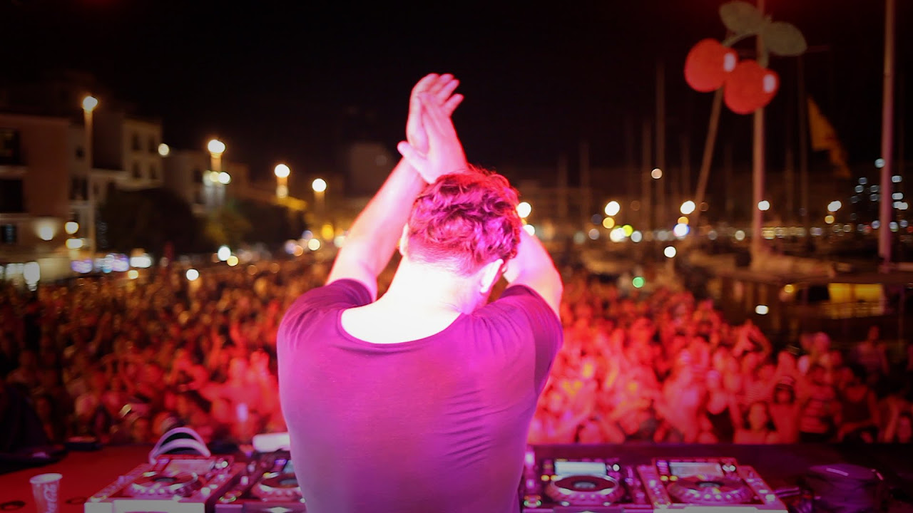 Solomun Will Shut Down Ibiza's Port This Wednesday