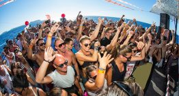 Float Your Boat & Hï Have Teamed Up For The Official Eric Prydz Boat Party