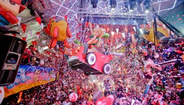 elrow Are Throwing A Chinese Themed Party For Amnesia Opening