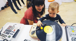 A DJ School For Babies' Has Just Opened!