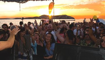 Float Your Boat Announce Summer Long Partnership With Hï Ibiza