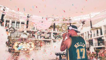 MK Area 10 Pool Parties Back At Ibiza Rocks