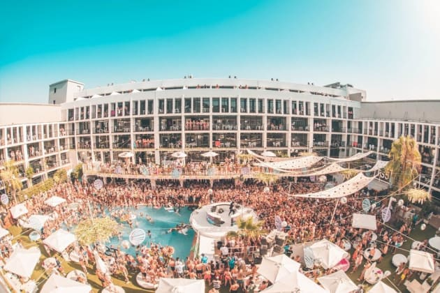 Yet Another Huge Pool Party Announced For Ibiza Rocks Hotel