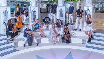 The White Island Orchestra Kick Off Their Season In Es Paradise This Saturday