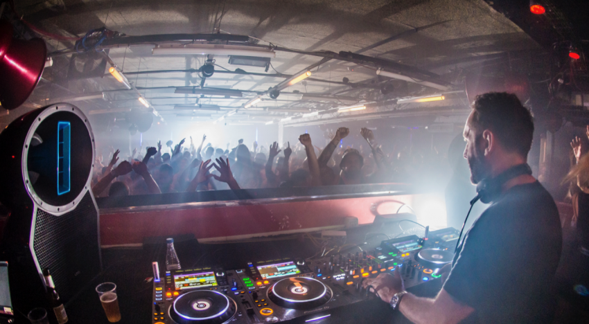 Ibiza's Newest Club Octan Announces First Major Residency