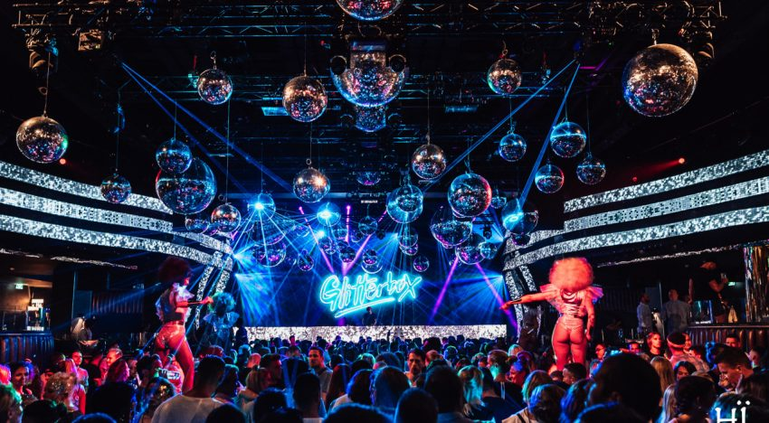 This Week's Glitterbox Lineup Looks Absolutely Insane