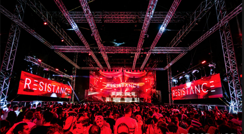 Resistance Ibiza Have Become The Kings Of Back To Back Sets