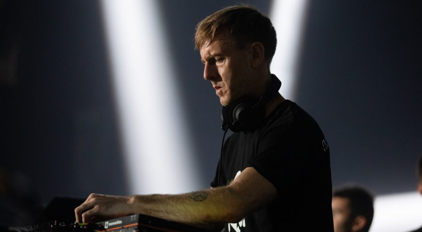 Richie Hawtin's PLAYdifferently Takeover Resistance Tonight