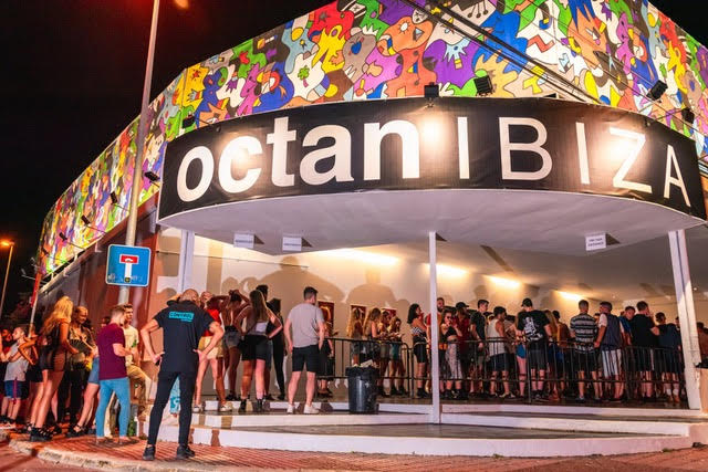 Octan Ibiza Announce 2 Saturday Events