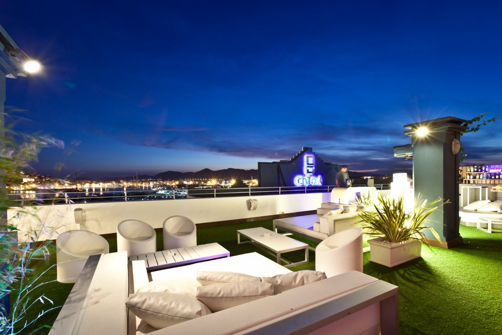 LIVEfromIBIZA Skybar Takeover