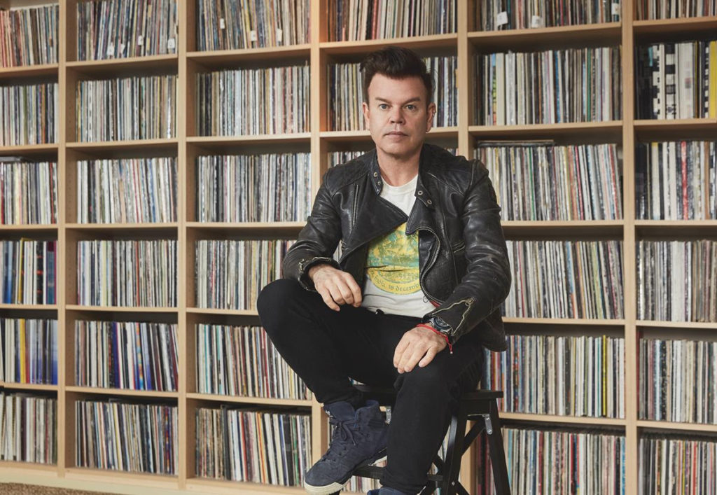 Paul Oakenfold Pikes Hotel Generations World Tour