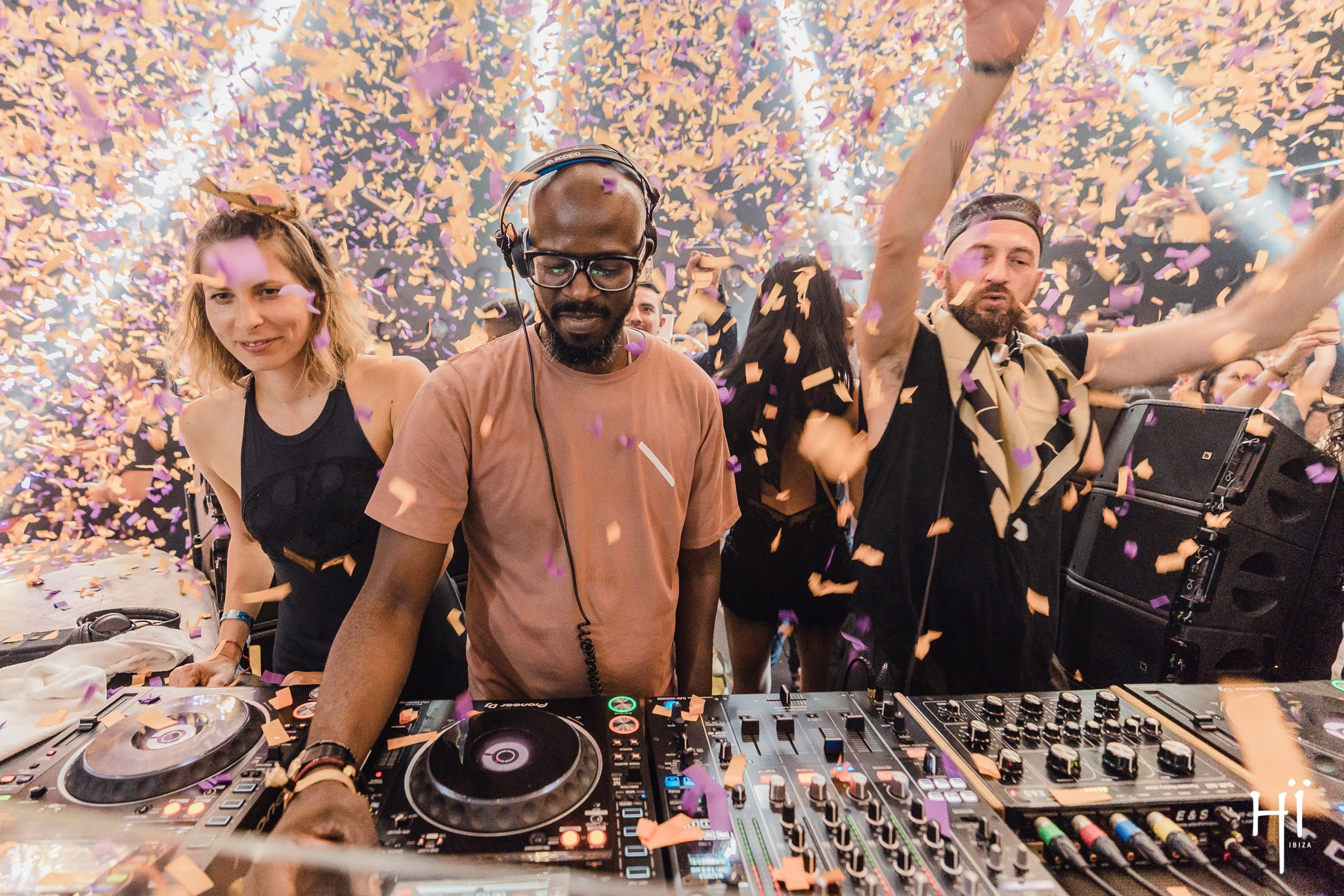 Black Coffee Hi Residency 2018 Announcement Tickets